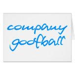 company goofball karten