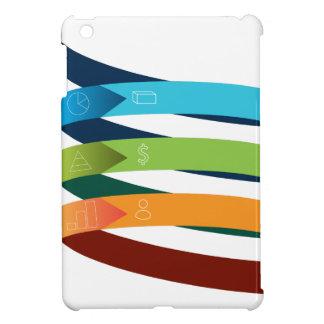 Company Growth Arrow Chart iPad Mini Cover