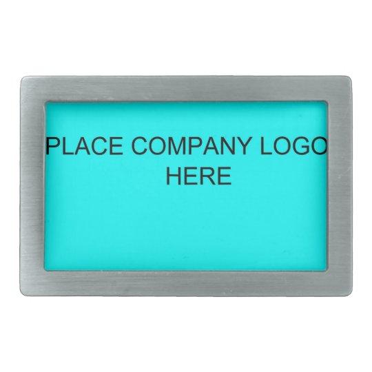 Company Logo Belt Buckle - Customizable