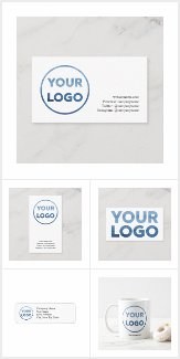 Company Logo Business Swag and Supplies