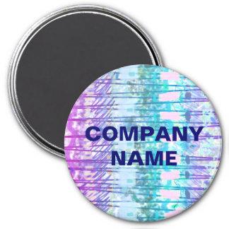 Company Magnets - Blues Lines