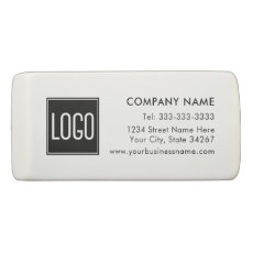 Company Office | Business Logo Promo Eraser