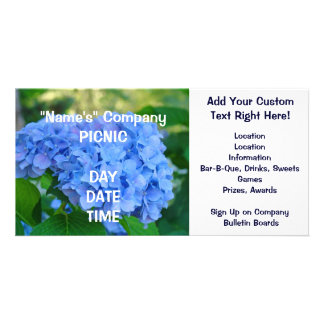 Company Picnic Cards Invitations Event Annoucement