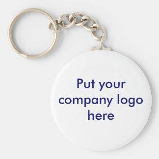 Company Promo Keychain