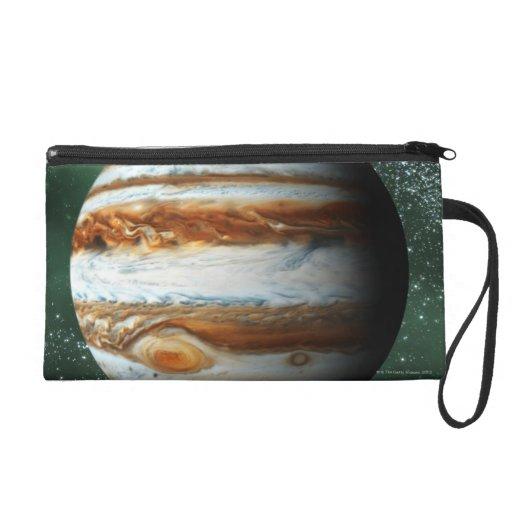 Comparación de Júpiter y de la tierra