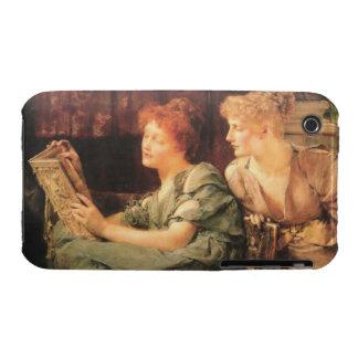 Comparaciones de Lawrence Alma-Tadema Carcasa Para iPhone 3
