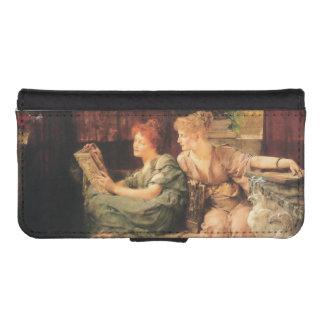 Comparaciones de Lawrence Alma-Tadema Fundas Billetera Para Teléfono