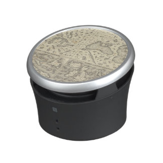 Comparative Size of Lakes and Islands Bluetooth Speaker
