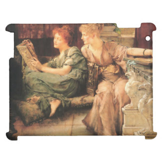 Comparisons by Lawrence Alma-Tadema Cover For The iPad