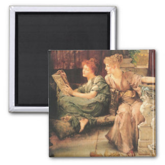 Comparisons by Lawrence Alma-Tadema Magnet