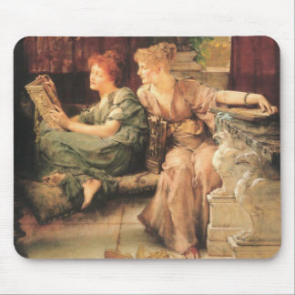 Comparisons by Lawrence Alma-Tadema Mouse Pad