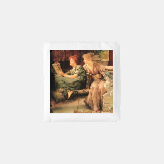 Comparisons by Lawrence Alma-Tadema Reusable Bag