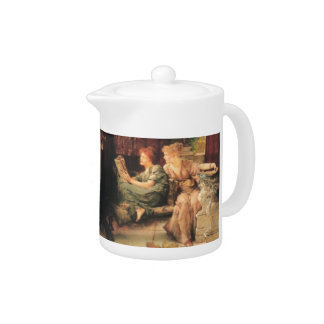 Comparisons by Lawrence Alma-Tadema Teapot