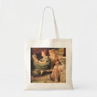Comparisons by Lawrence Alma-Tadema Tote Bag