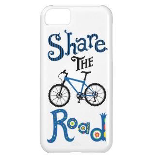 Comparta el caso del iPhone 5 del camino