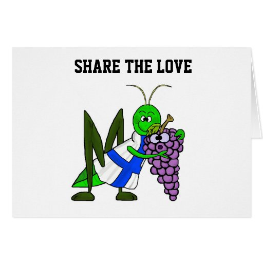 Comparta la tarjeta del día del St. Urho del amor
