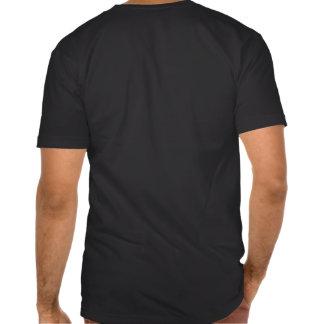 Comparta mis rocas del zen de la alegría camisetas