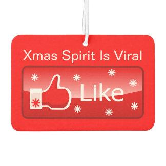 Comparta su alcohol de Navidad