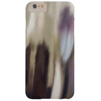 """""""Compartiendo"""" la pintura abstracta Funda Barely There iPhone 6 Plus"""