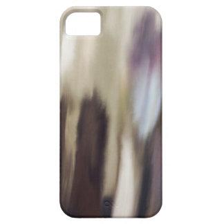 """""""Compartiendo"""" la pintura abstracta Funda Para iPhone SE/5/5s"""