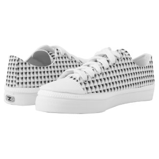 compartment design in Grey... Low-Top Sneakers