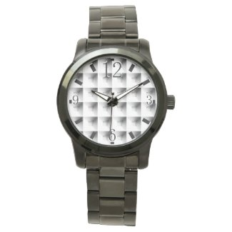 compartment design in Grey... Wristwatch