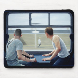 Compartments 2 1979 mouse pad