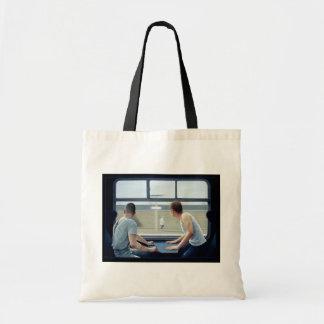 Compartments 2 1979 tote bag