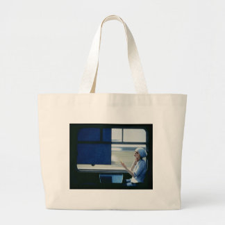 Compartments 3 1979 large tote bag