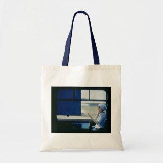 Compartments 3 1979 tote bag
