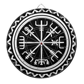 Compás náutico de Viking Vegvisir Tablero Dardos