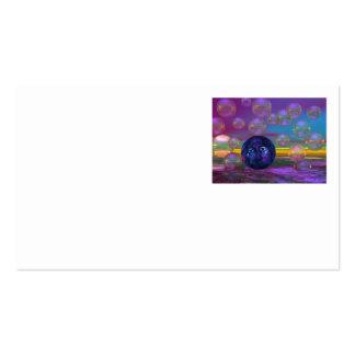 Compasión - conciencia de la violeta y del oro tarjetas personales
