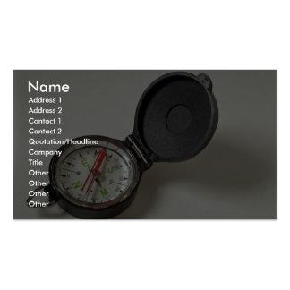 Compass Business Card