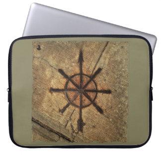 compass computer sleeve