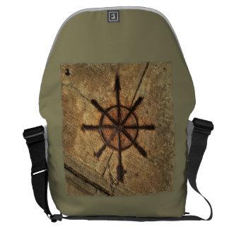 compass courier bag