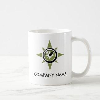 Compass Customizable Mug