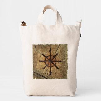 compass duck bag