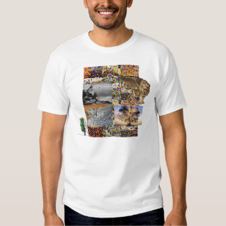 compass in hand t-shirt