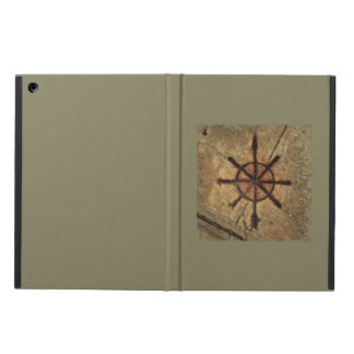 compass iPad air cover