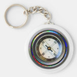 Compass Key Chains