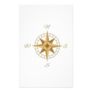 HopscotchDesigns Compass Navigation Stationery