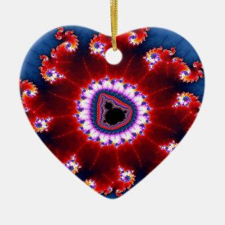 Compass of Chaos Ceramic Ornament