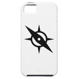 Compass Pictogram iPhone 5 Case
