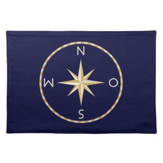 compass place mat