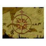 Compass Postcards