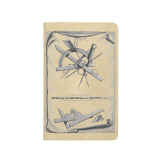 Compass, Right Angle and Scale Journal