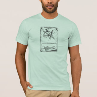 Compass, Right Angle and Scale T-Shirt