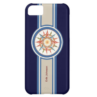 compass rose - add name case for iPhone 5C