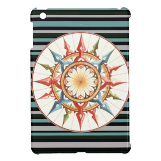 compass rose case for the iPad mini