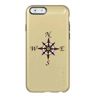 Compass Rose Incipio Feather® Shine iPhone 6 Case